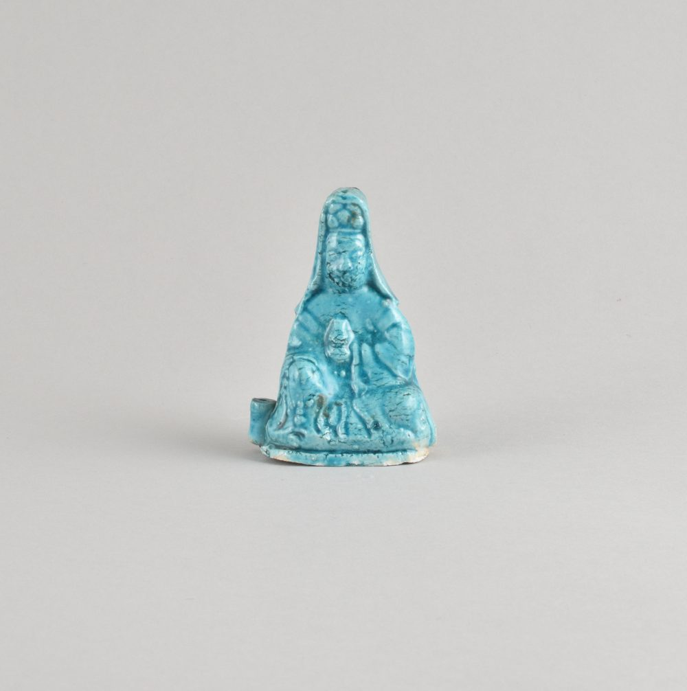 Porcelaine (biscuit) Kangxi (1662-1722), Chine