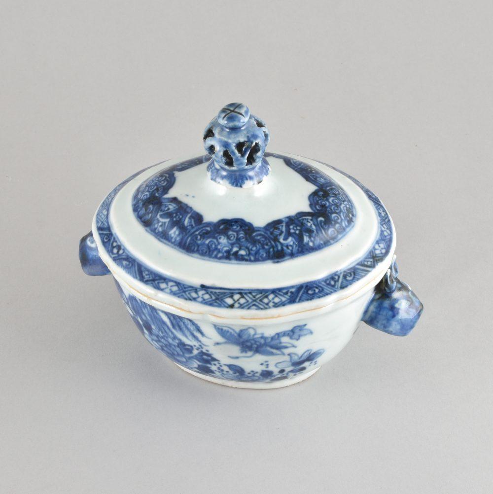 Porcelaine Qianlong (1736-1795), ca. 1760, Chine