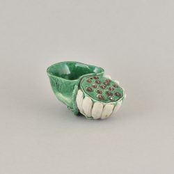 Famille verte Porcelaine (biscuit) Kangxi (1662-1722), ca. 1690/1710, China