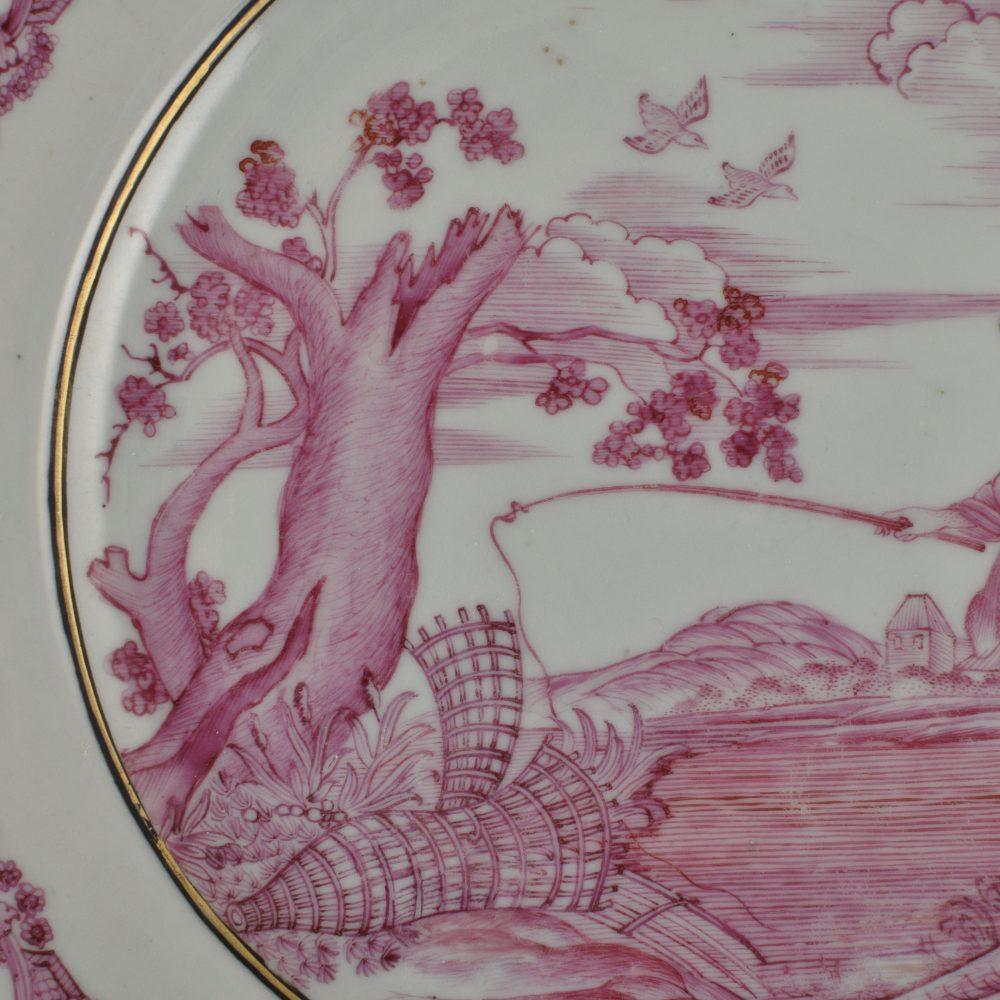 Porcelain Qianlong (1736-1795), ca. 1740-1750, China (for the Dutch market)