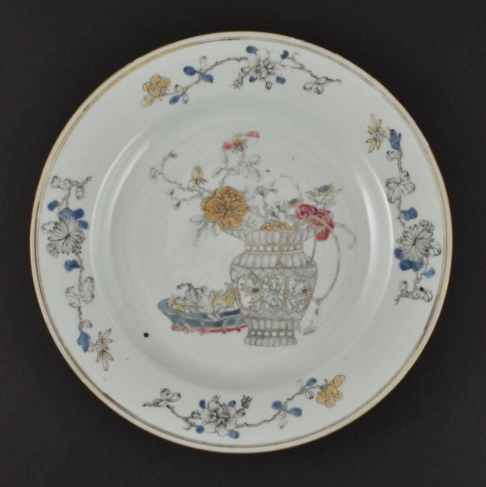 Porcelaine Yongzheng (1723_1735), Chine