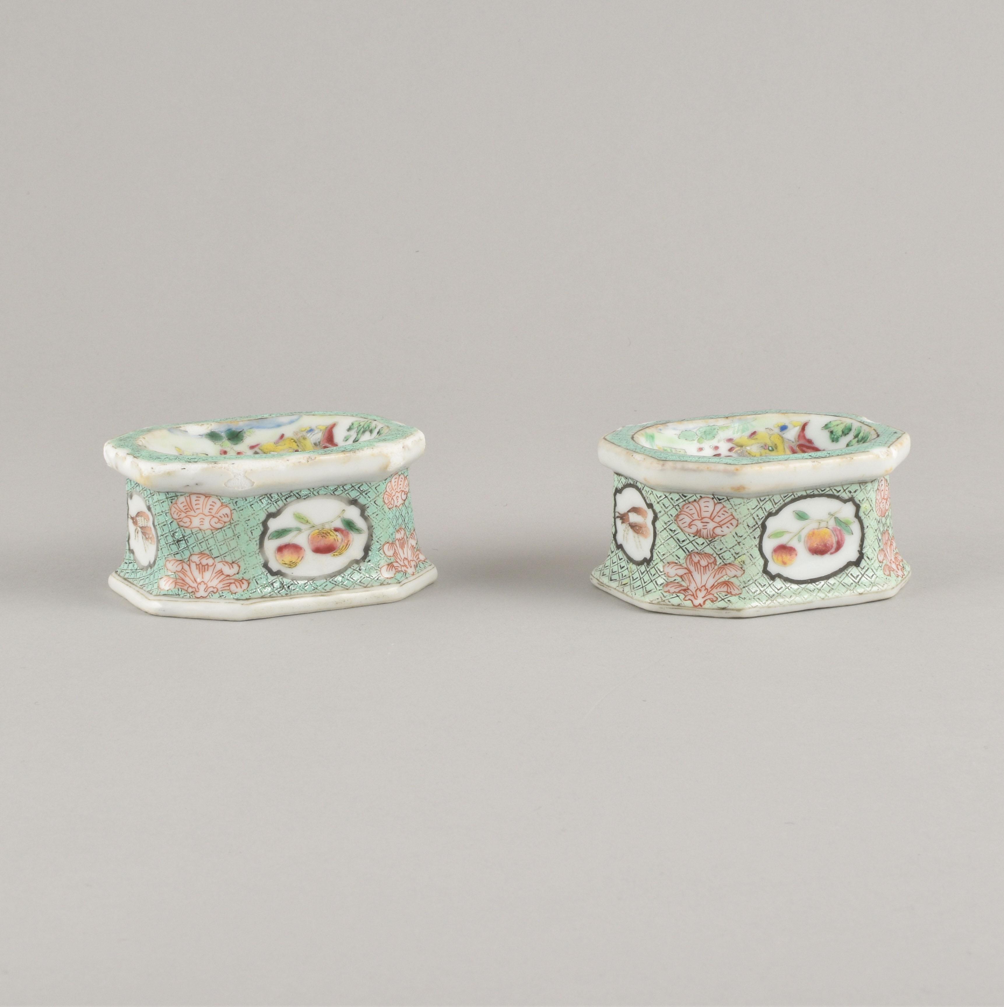 Porcelaine Qianlong period (1736-1795), circa 1738/1740, Chine