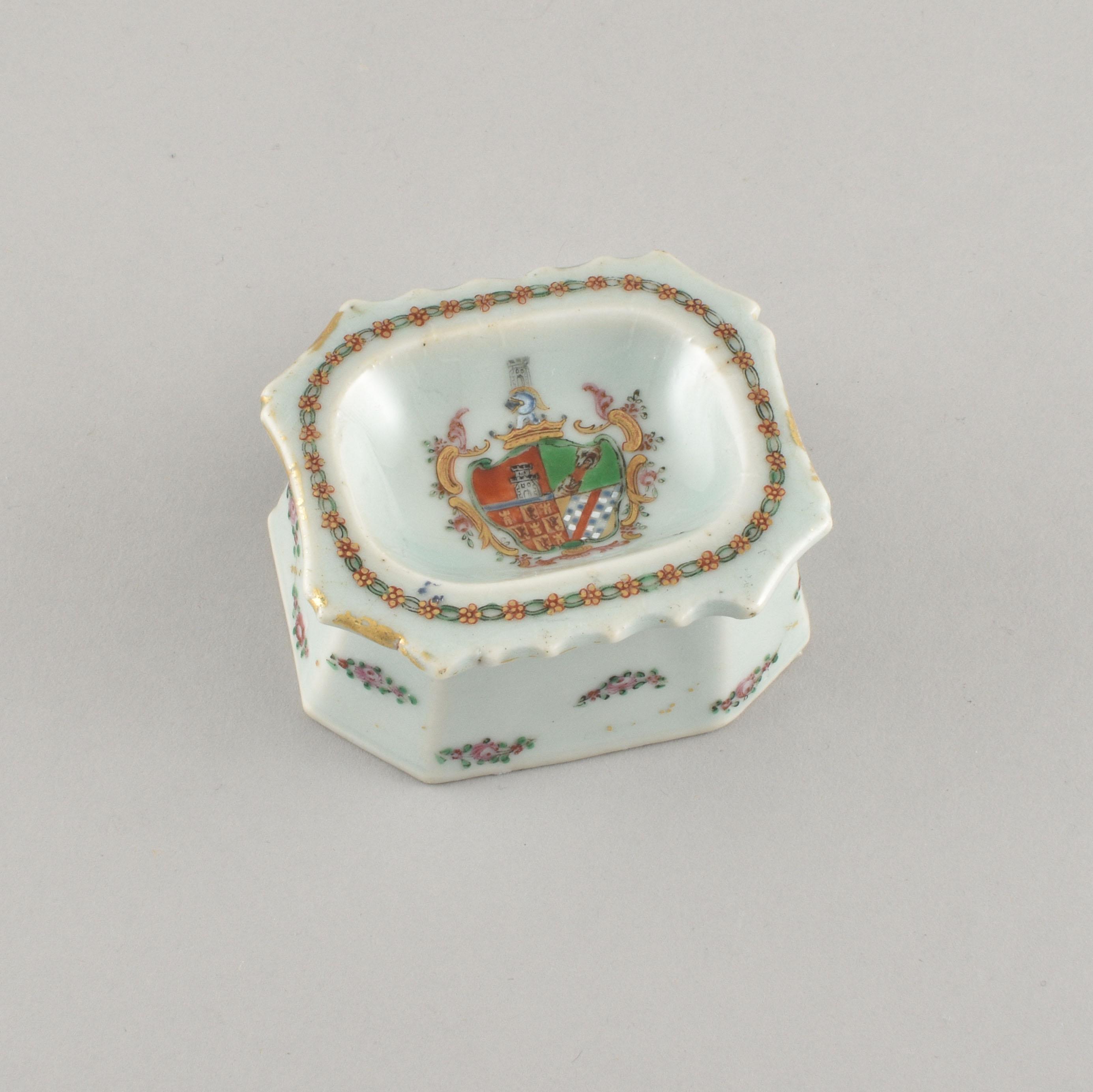 Porcelaine Qianlong (1736-1795), ca. 1775, Chine (pour le marché portugais)