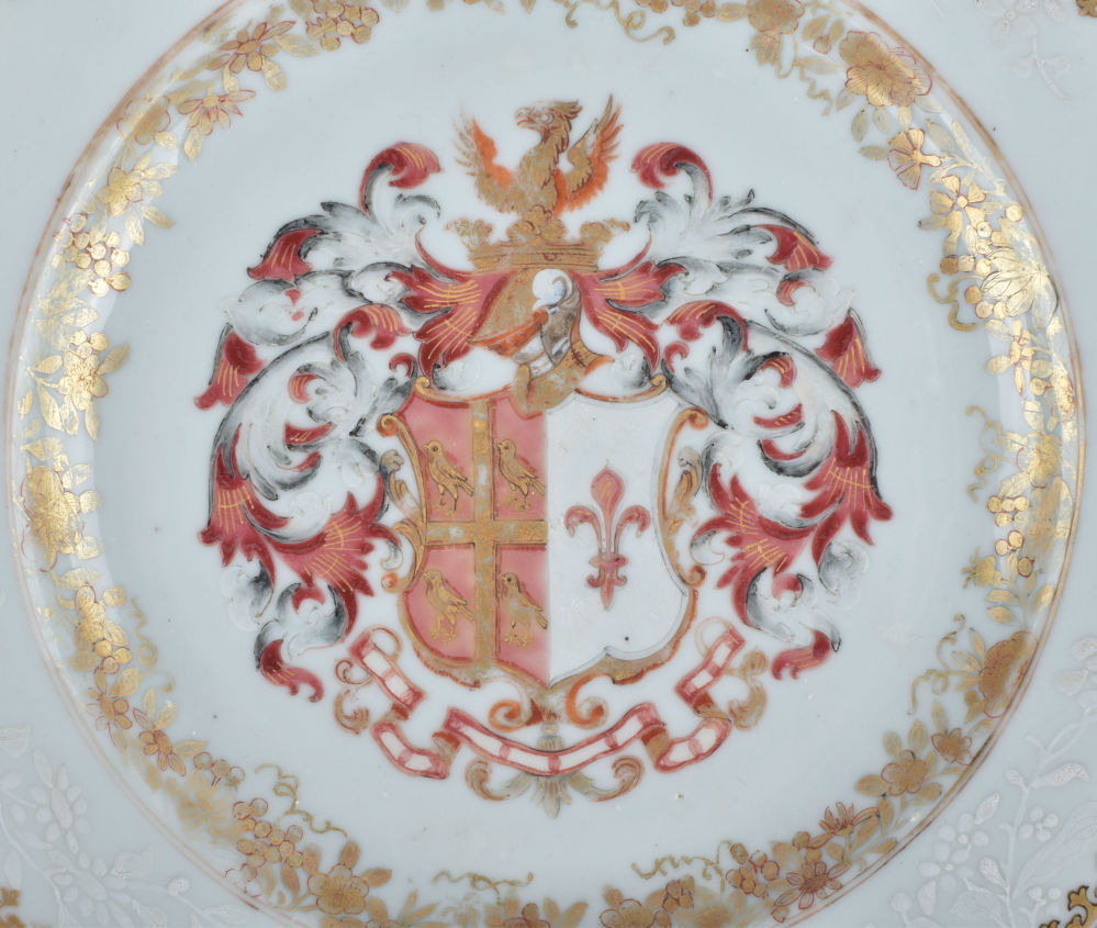 Porcelaine Qianlong (1735-1795), ca. 1738, Chine