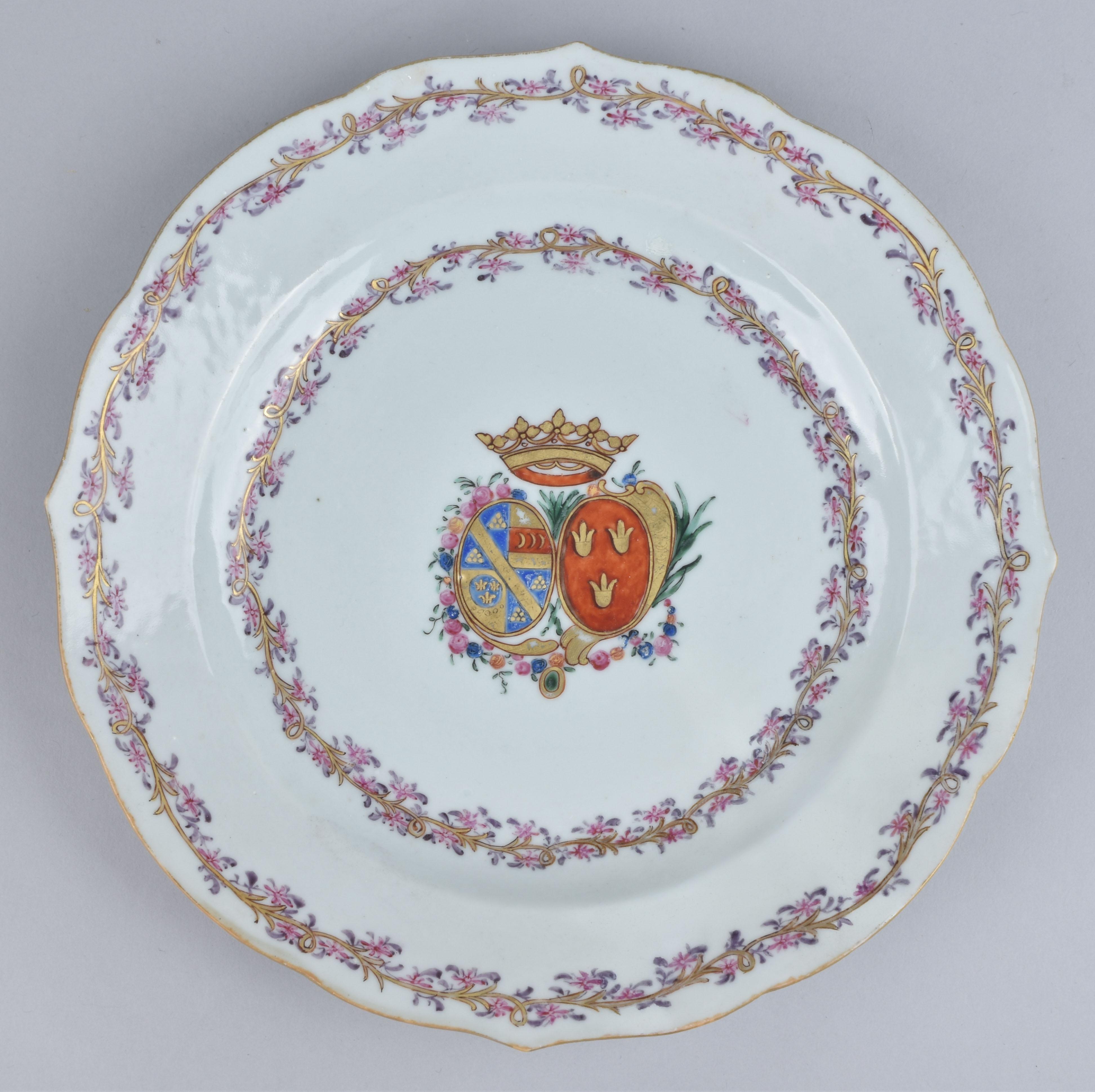 Porcelain Qianlong (1735-1795), circa 1765, Chine