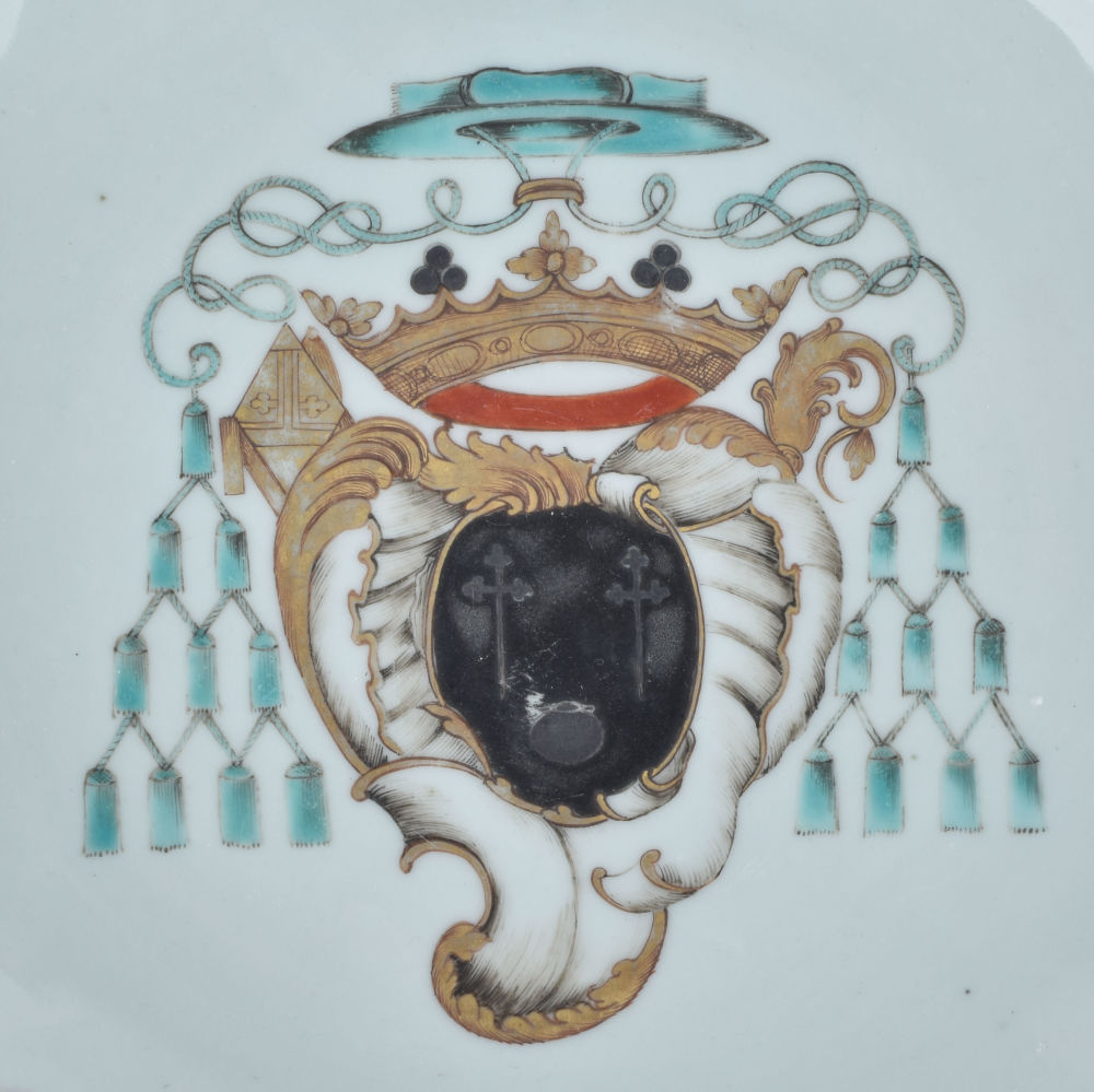 Porcelaine Qianlong (1735-1795), circa 1750/55, Chine