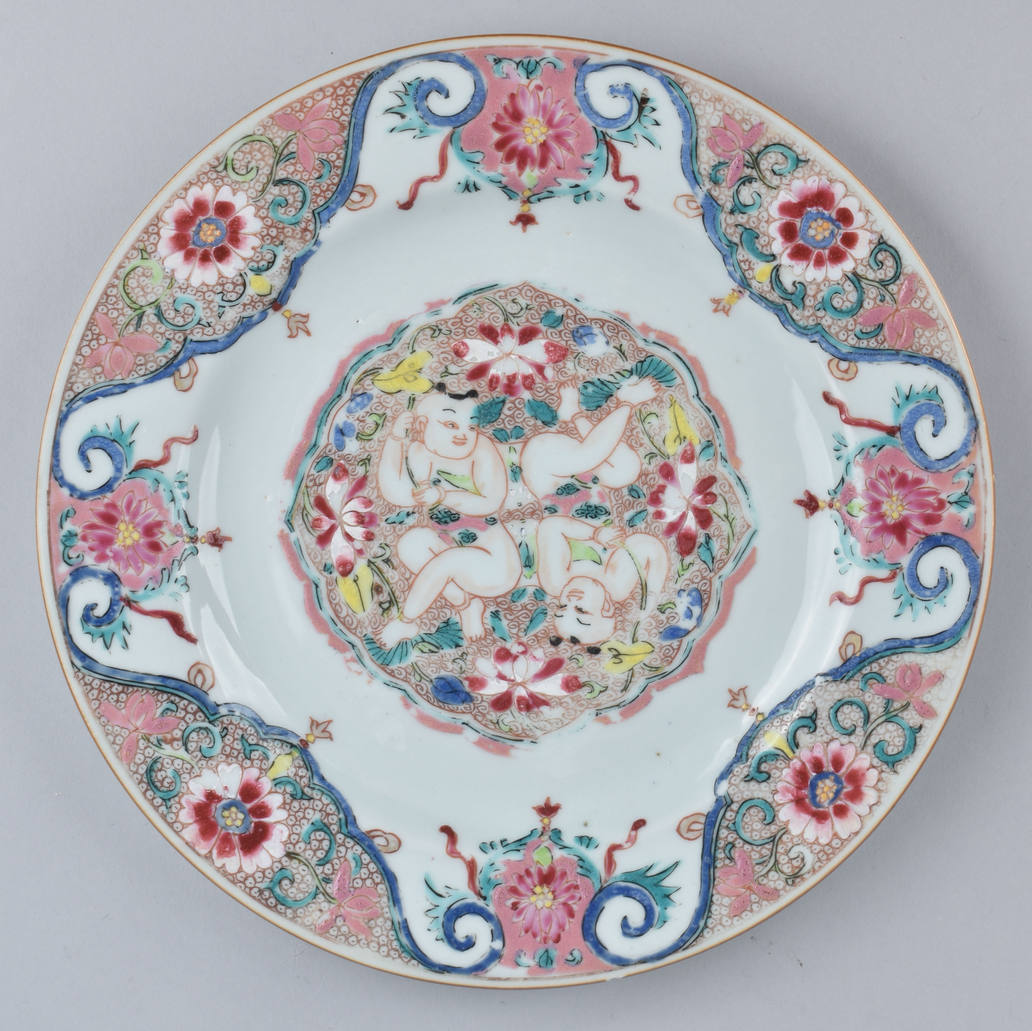 Porcelaine Yongzheng (1723-1735), circa 1735, China