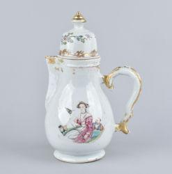 Porcelain Qianlong (1735-1795), ca. 1740/1750, China