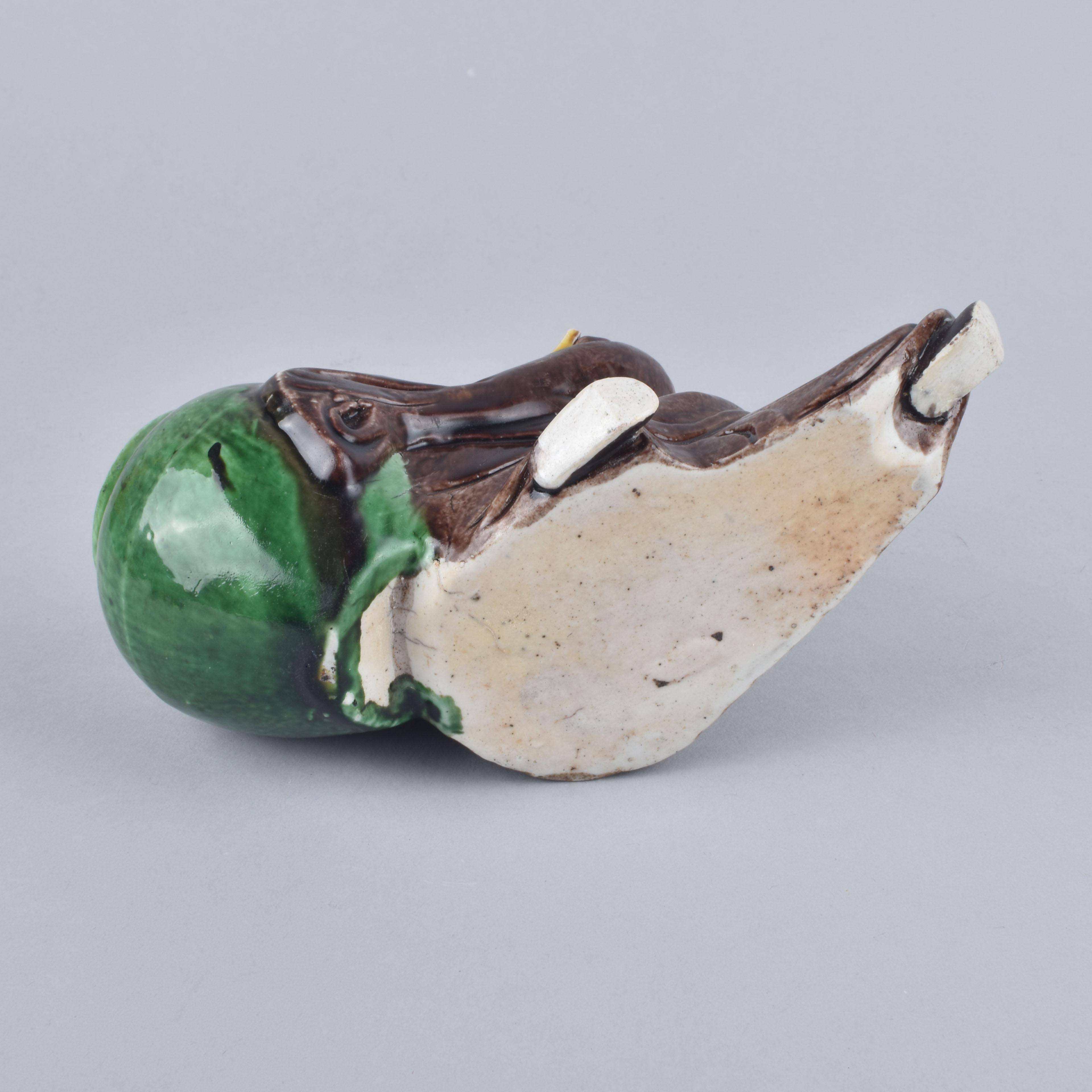 Porcelaine (biscuit) Kangxi (1662-1722), China