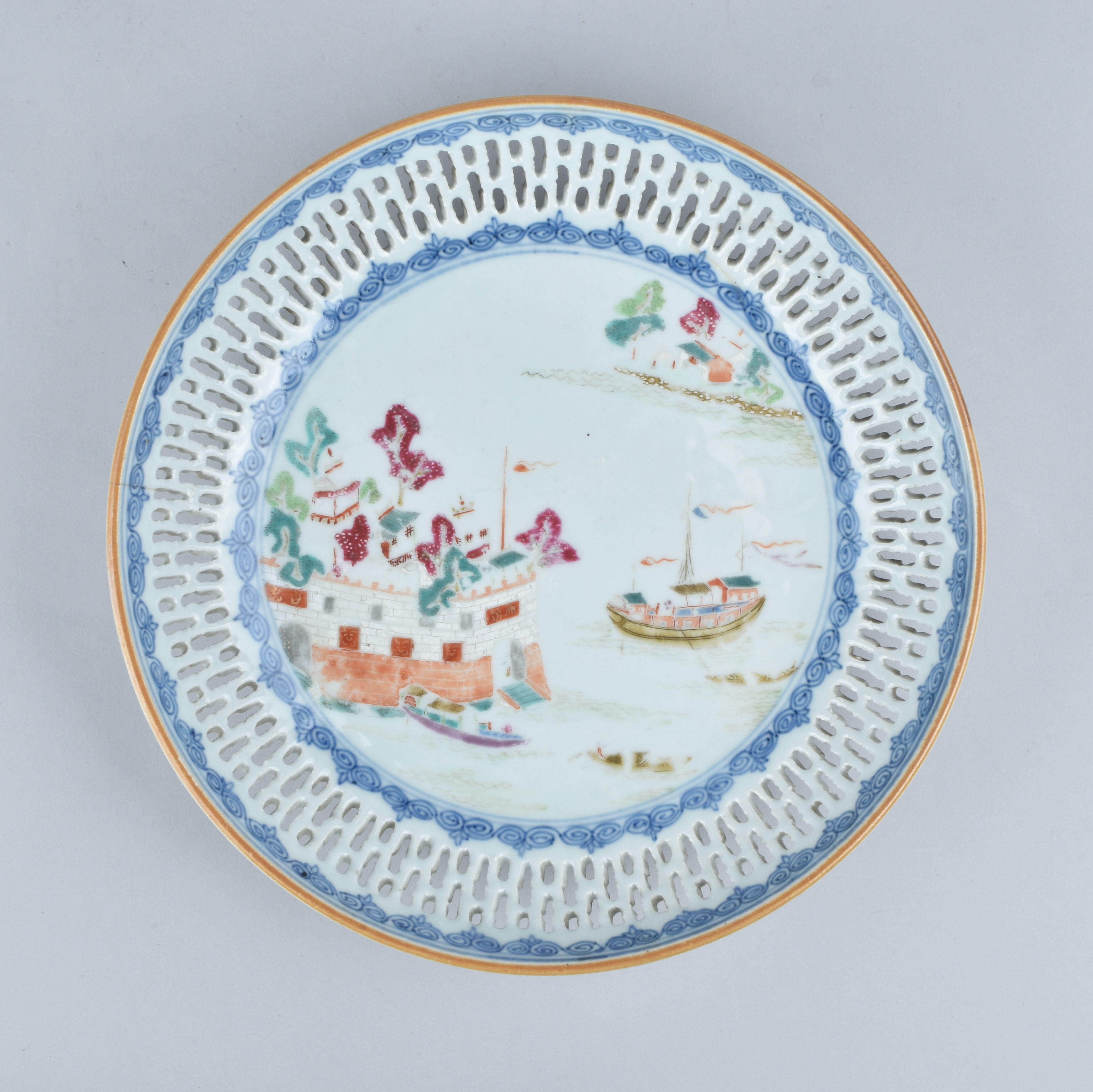 Porcelaine (biscuit) Qianlong (1736-1795), ca. 1780, Chine