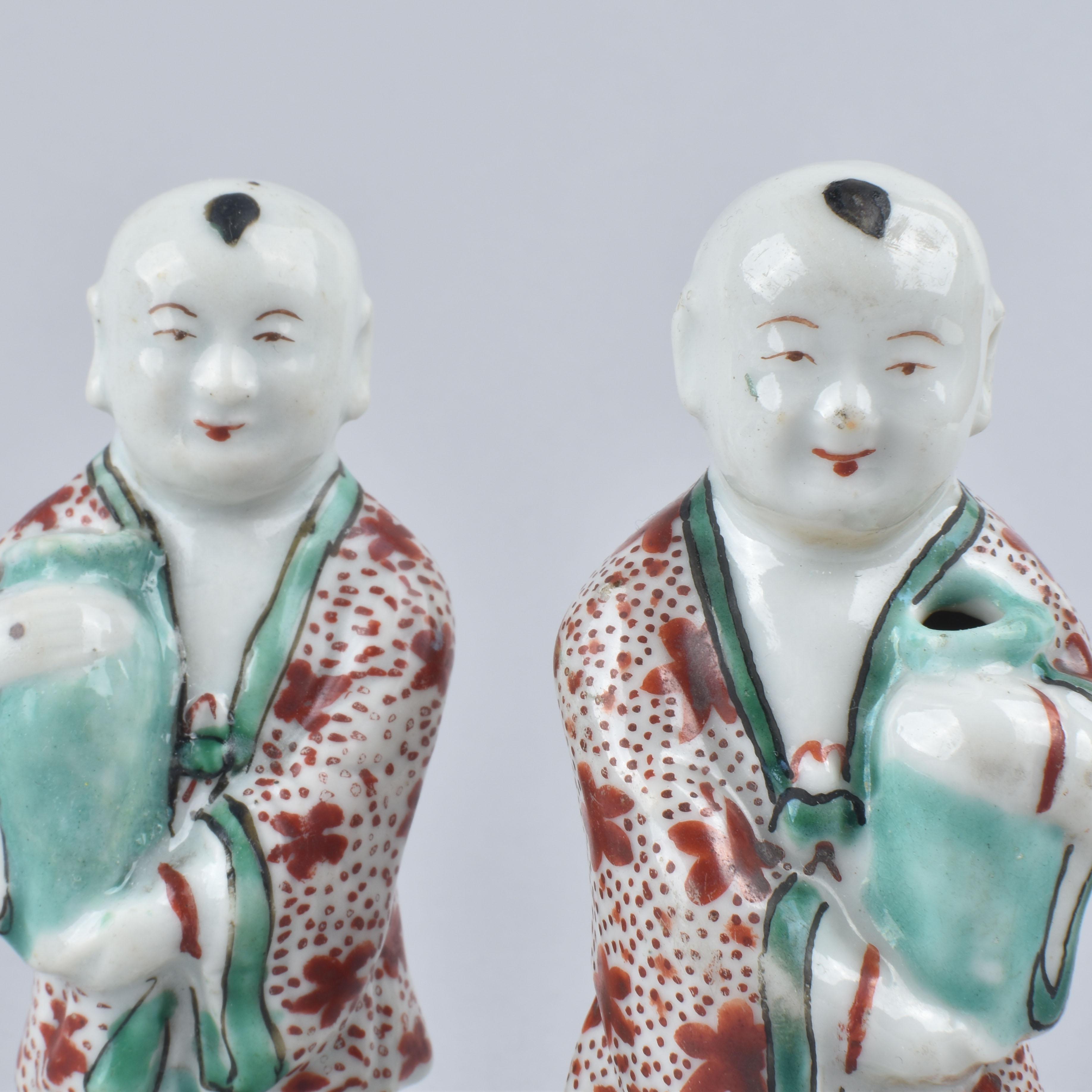Famille verte Porcelaine Kangxi (1662-1722), Chine